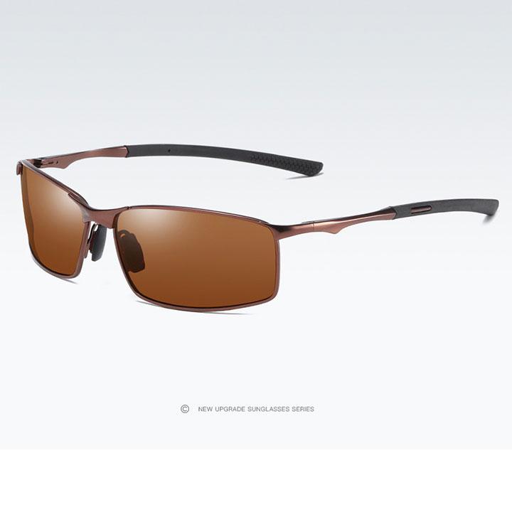 Mắt kính nam AORON A599 (Màu nâu)
