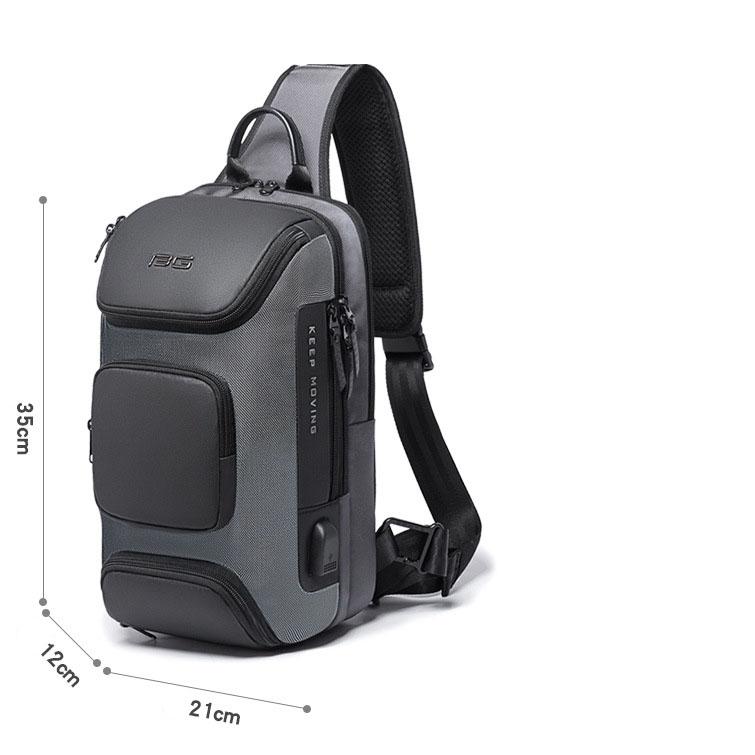 Túi đeo chéo chính hãng BANGE BG-7086
