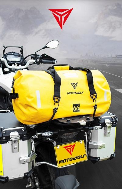 Túi chống nước Motowolf 90l