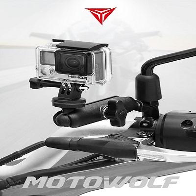 Giá đỡ camera hành trình Motowolf